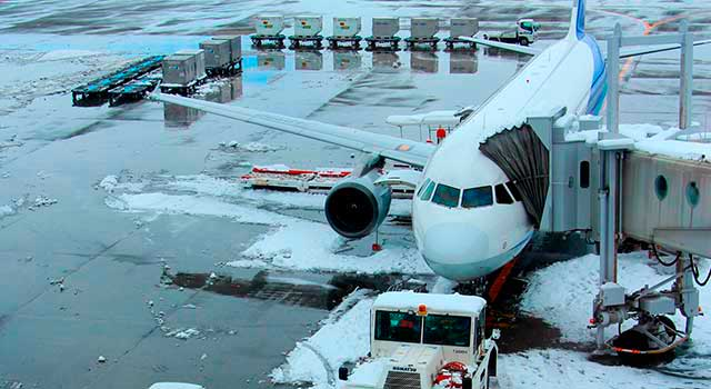 Sapporo - New Chitose Airport served 19 Million passengers in 2014.